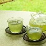 急須で淹れた緑茶とペットボトルのお茶の効果の違い