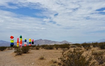 Nevada: 7 Magic Mountains