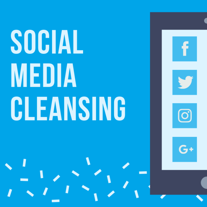 A Social Media Cleanse Can Do Ya Some Good!
