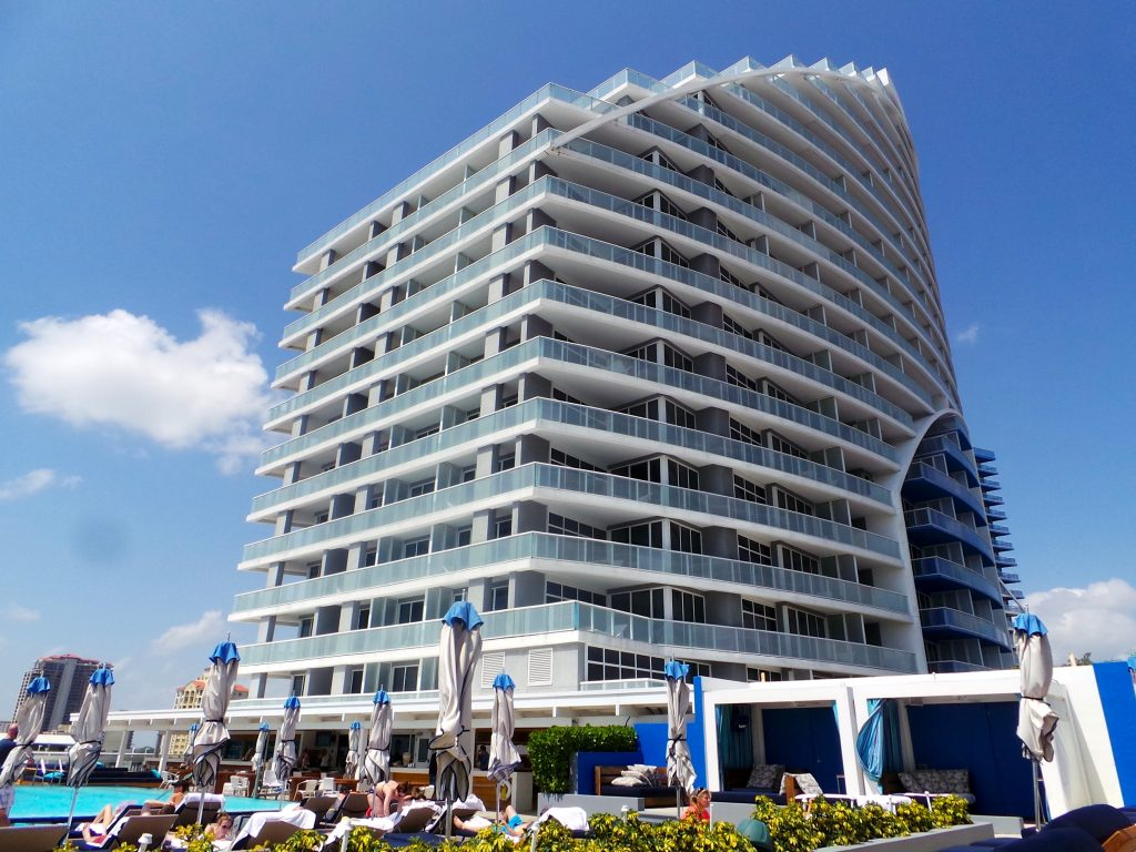 Where to Stay W Fort Lauderdale