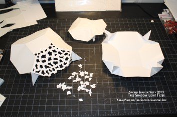 Origami Style Shadow Maker