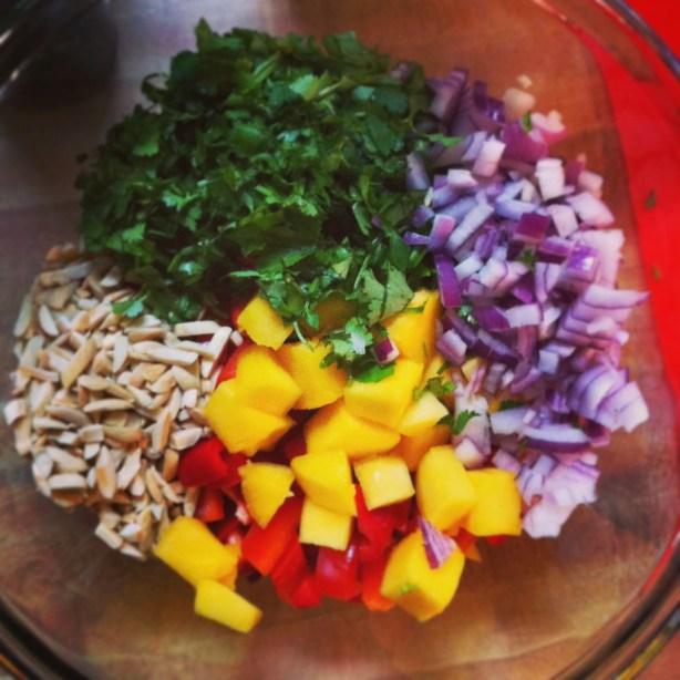 California Quinoa Salad - www.karainthekitchen.com