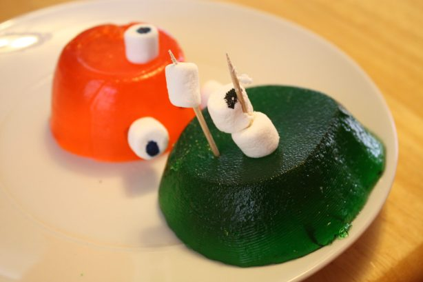 JELL-O JIGGLERS Monsters