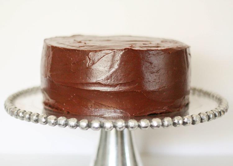 Favorite Chocolate Cake - karainthekitchen.com.jpg