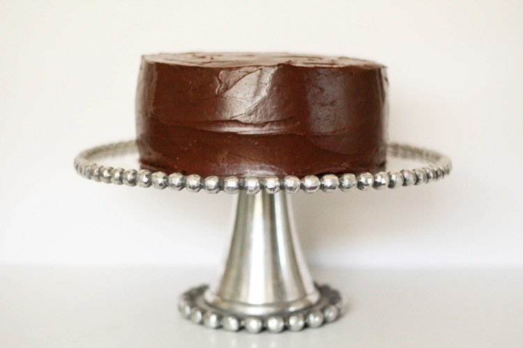 Favorite Chocolate Cake - karainthekitchen.com.jpg