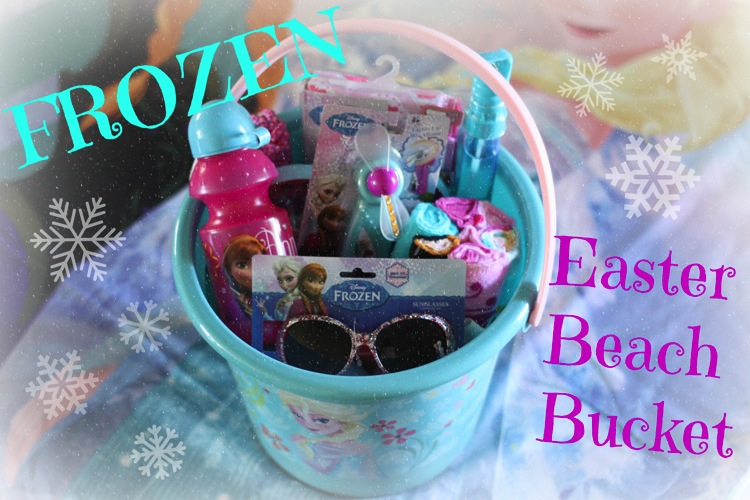 FROZEN Easter Beach Bucket 1