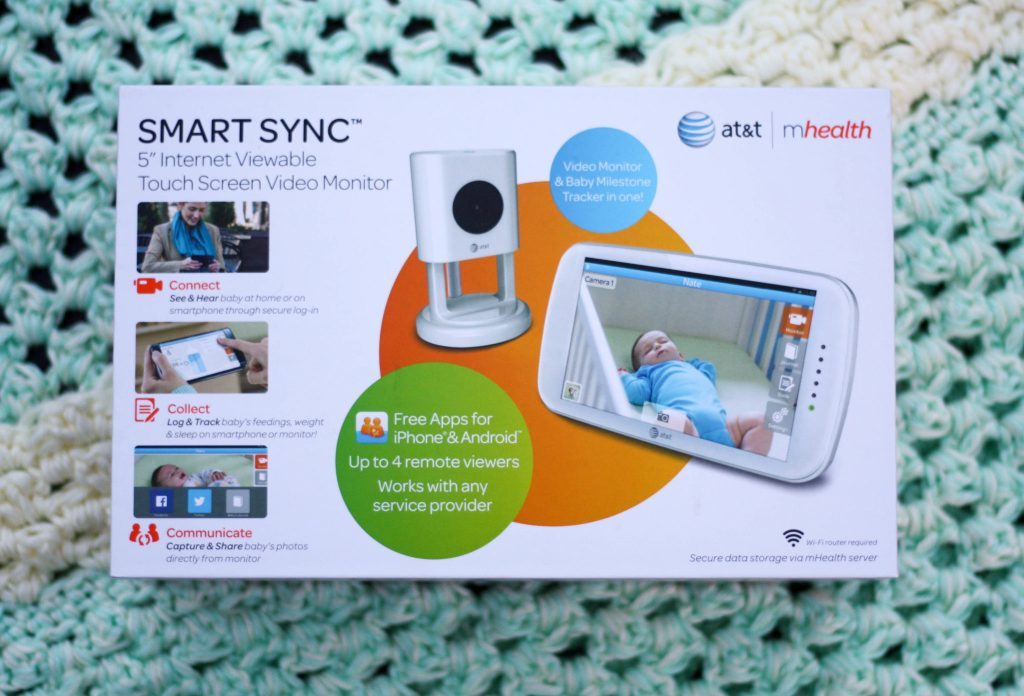 AT&T Smart Sync mhealth Baby Monitor (1 of 1)