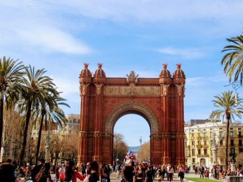 Barcelona, Spain and power of prayer