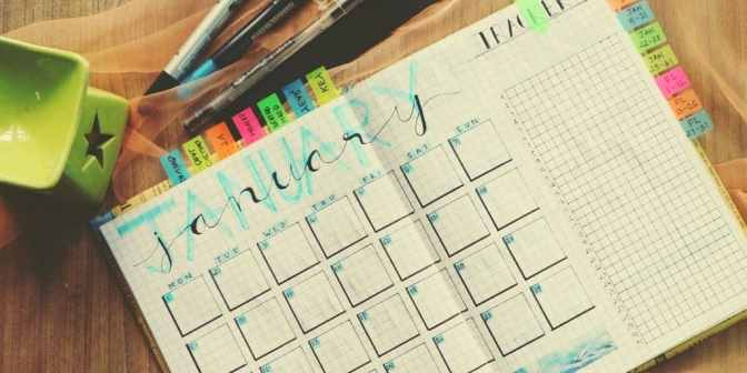 best types of planners for productivity - 2