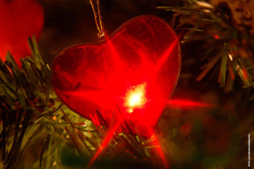 Ziemassvētku sirds