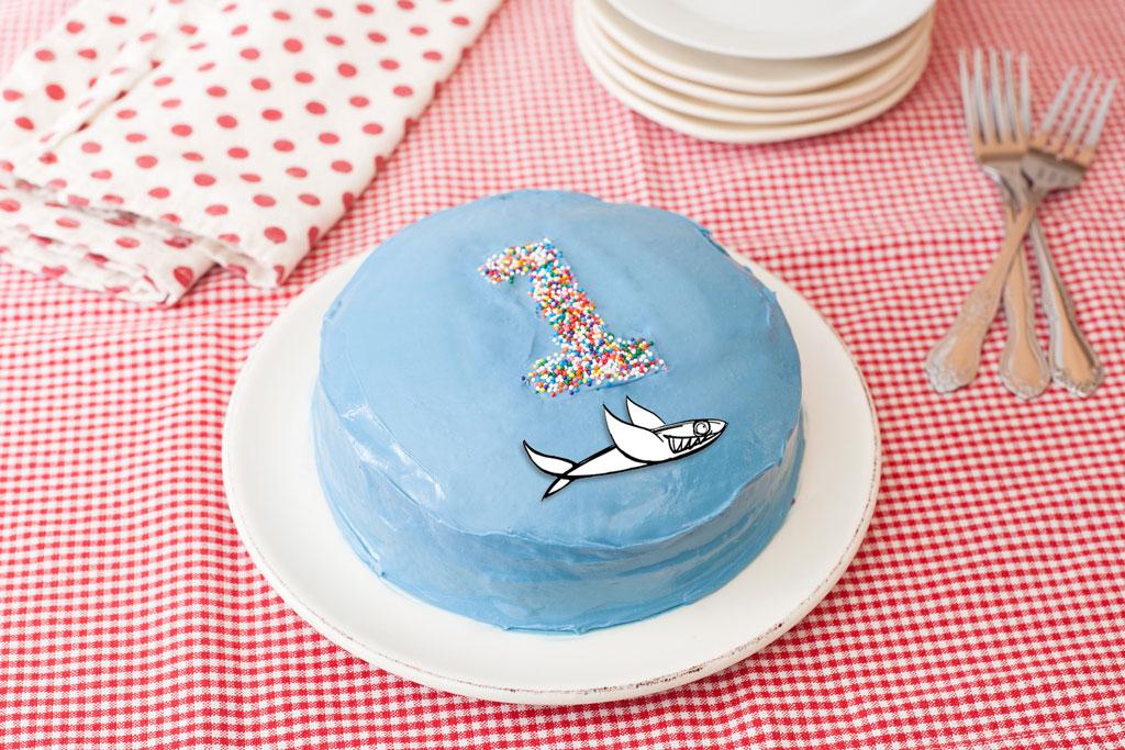 dzimšanas dienas torte