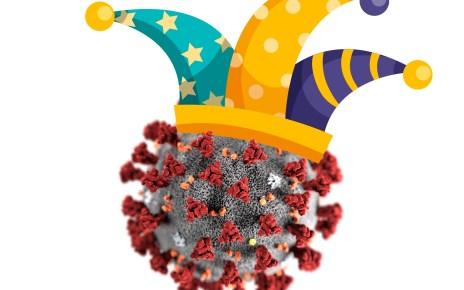 Coronavīruss ar Cepuri