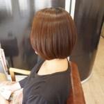 縮毛矯正ラッシュ!ナチュラルで艶々な縮毛矯正!ショートヘアに縮毛矯正!