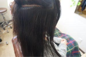 酸性縮毛矯正