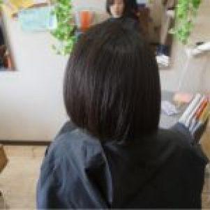 武庫之荘 髪質改善
