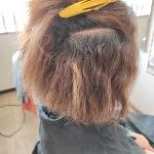 #尼崎市#武庫之荘#ヘアサロン#縮毛矯正#髪質改善