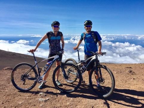 Mt. Haleakala Summit!