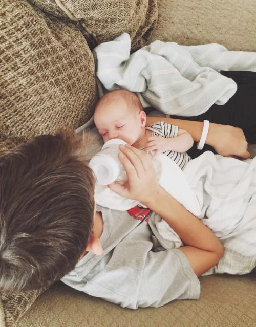 Postpartum Week Three and My Birth Recovery #Motherhood #Birth #Postpartum