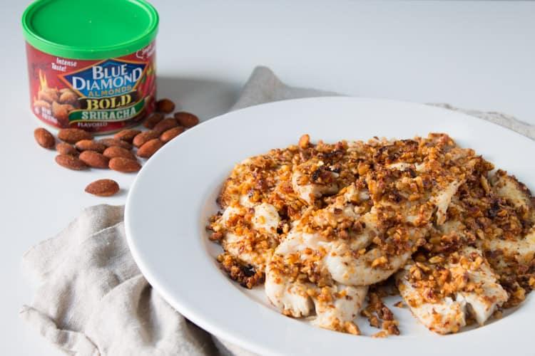 Almond Crusted Tilapia-1
