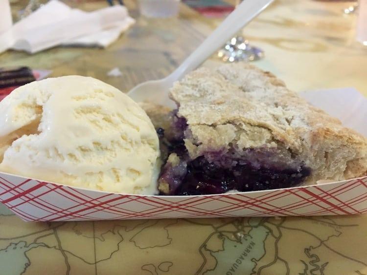 Wild Blueberry Basil Cheescake Smoothie - 1 (11)