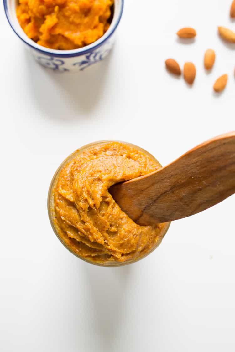 Maple Pumpkin Almond Butter-1-2