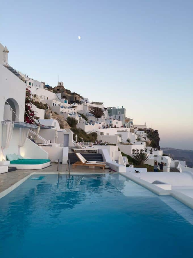 top 10 things to do on your honeymoon in greece. astra suites, santorini.