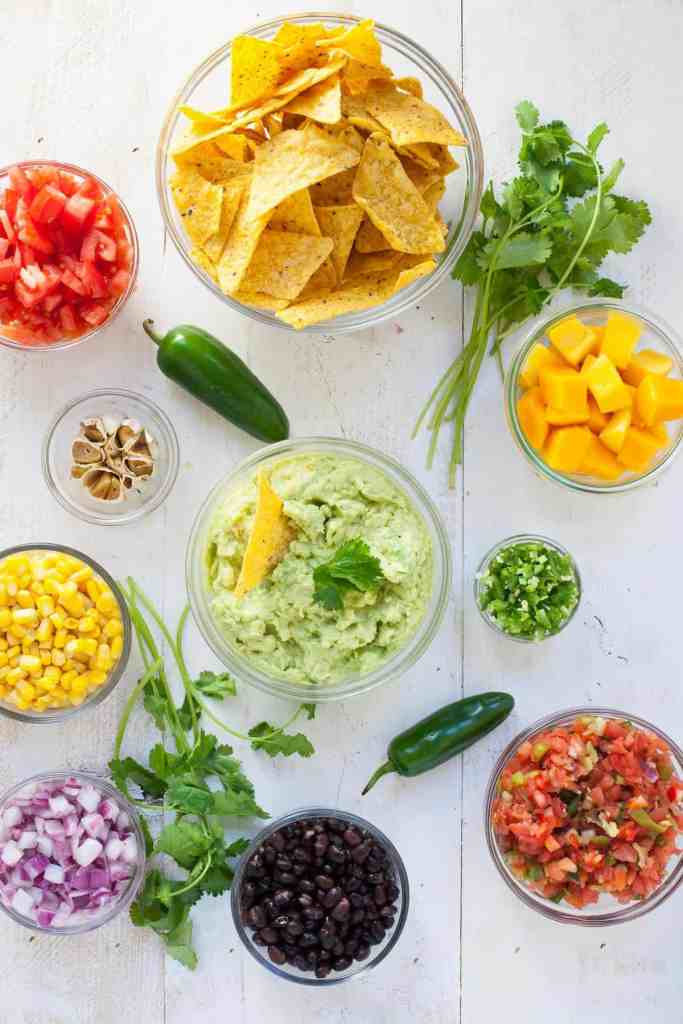 Healthy DIY Guacamole Bar-4-2