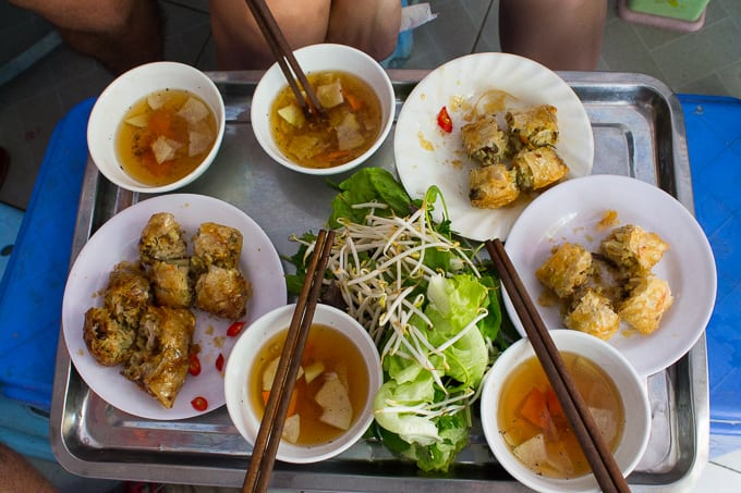 Four Days in Hanoi, Vietnam-20