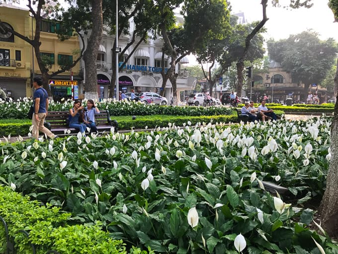 Four Days in Hanoi, Vietnam-34