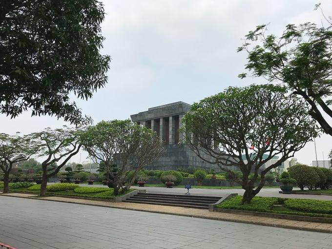 Four Days in Hanoi, Vietnam-71