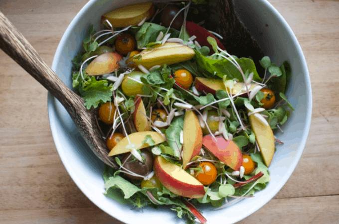summer power salad