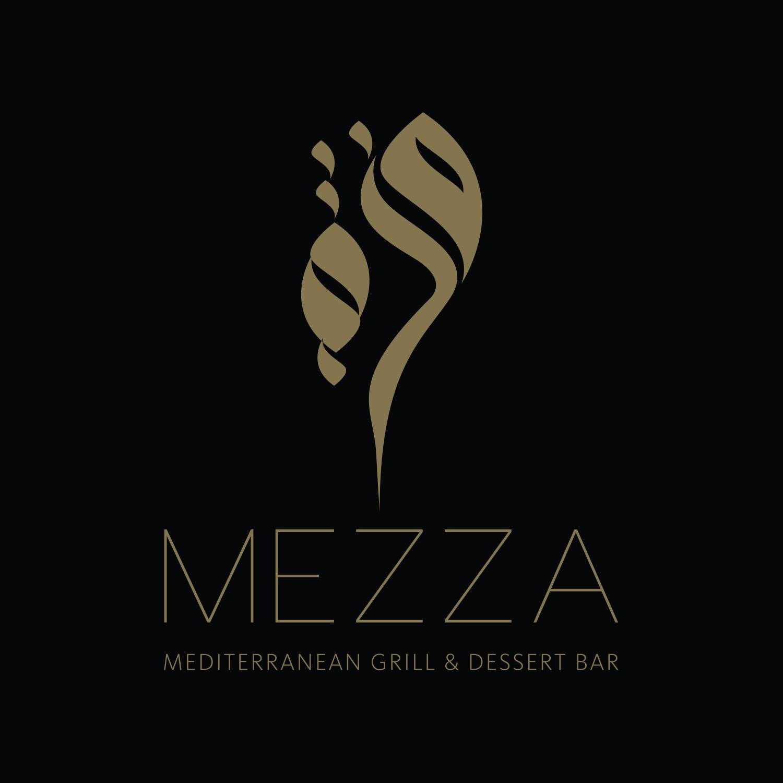 Mezza Brand identity