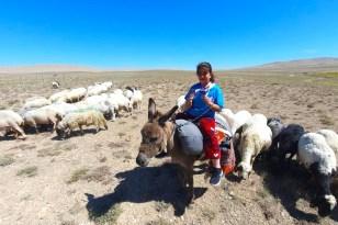 Koyun otlatırken çalıştı, badmintonda Türkiye şampiyonu oldu