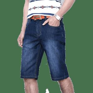 celana pendek pria jeans kk-18
