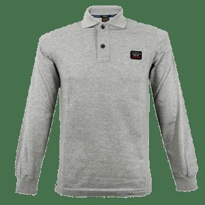 polo shirt lengan panjang kk-15