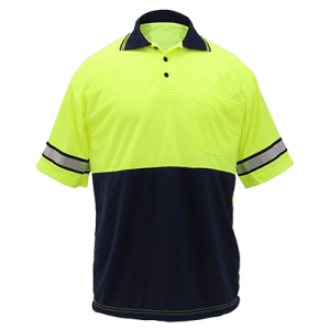 polo shirt safety kk-16