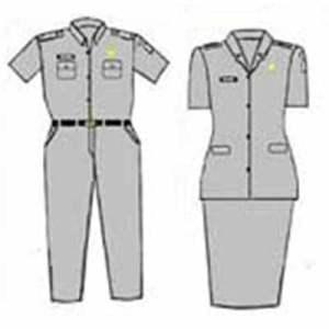 seragam pns wanita KK-25