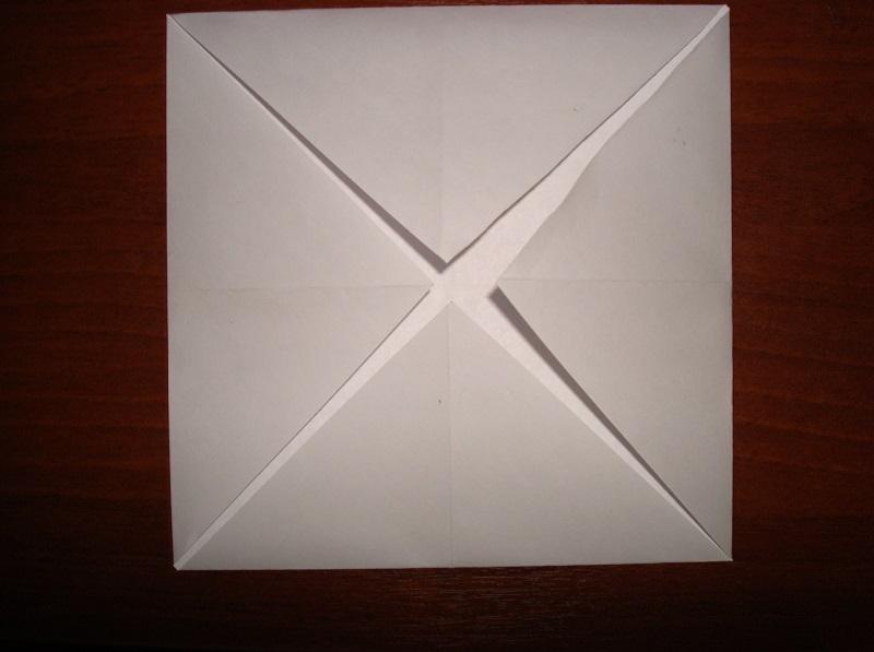 Hoe maak je een boot van papier? Instructies voor opvouwbare papierboot Doe het zelf stap 52
