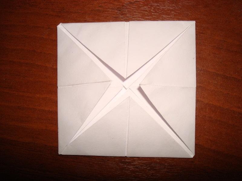 Hoe maak je een boot van papier? Vouwpapier schip instructies met je eigen handen fase 56