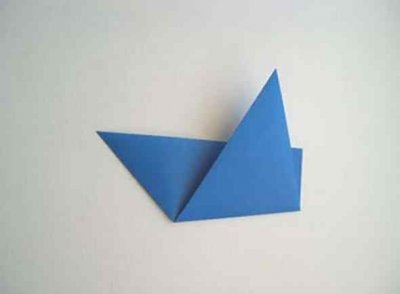 How to make a boat from paper? Instruction folding paper boat do it yourself step 30