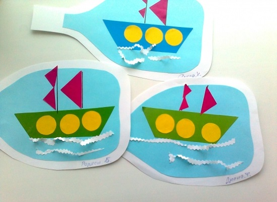 Мой, открытки на 23 февраля папе в детском саду