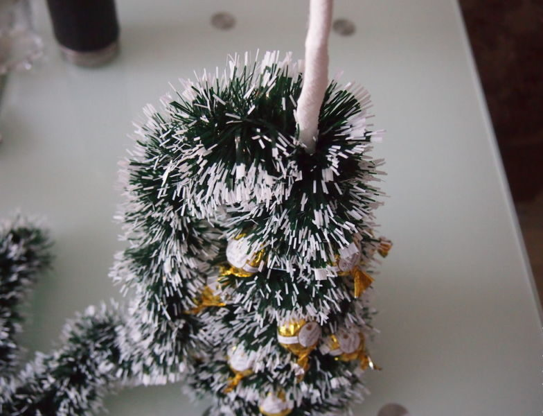 DIY Christmas tree for New Year & # 8212; photo ideas and master classes stage 70