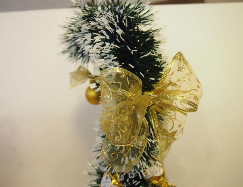 Χριστουγεννιάτικο δέντρο με τα χέρια σας για το Νέο Έτος & # 8212; Ιδέες φωτογραφιών και κύρια μαθήματα Στάδιο 71