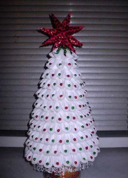 Árvore de Natal com as mãos para o ano novo e # 8212; Ideias fotográficas e mestres estágio de classes 122