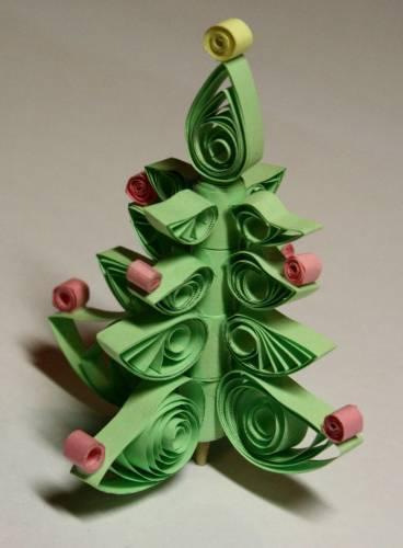 Árvore de Natal com as mãos para o ano novo e # 8212; Ideias fotográficas e mestres estágio 96