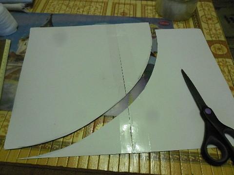 Tělor strom z papíru & # 8212; Schémata a šablony k vytvoření vánočního stromu s vlastními fází rukou 94