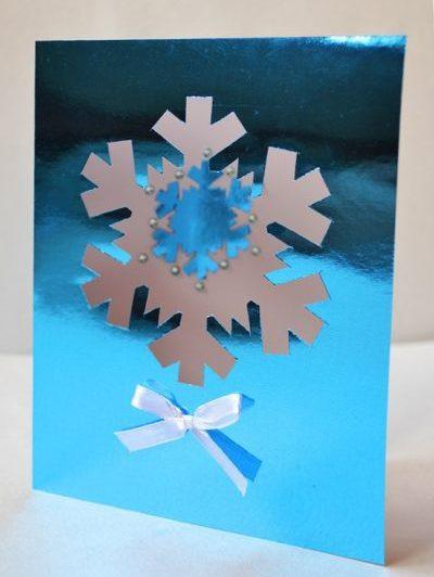 کارت های سال نو آن را برای کودکان انجام می دهند: کلاس های کارشناسی ارشد و قالب های کارت پستال برای سال جدید 2021 مرحله 68