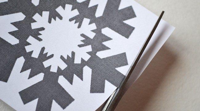 کارت پستال های سال نو آن را برای کودکان انجام می دهند: کلاسهای کارشناسی ارشد و قالب های کارت پستال برای سال جدید 2021 مرحله 72