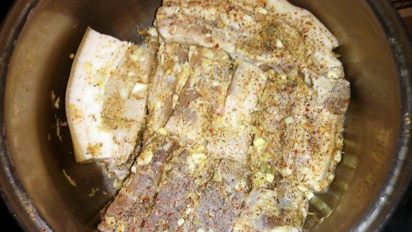 Как засолить сало в рассоле, чтобы таяло во рту? 9 самых вкусных рецептов этап 14