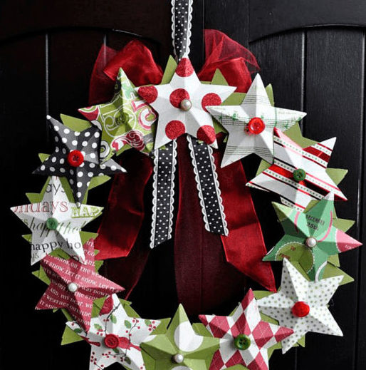 Жаңа жылдық гүл шоқтарын өзіңіз жасайды. Үйде гүл шоқтарын өндіруге арналған 12 шеберлік сабағы 64